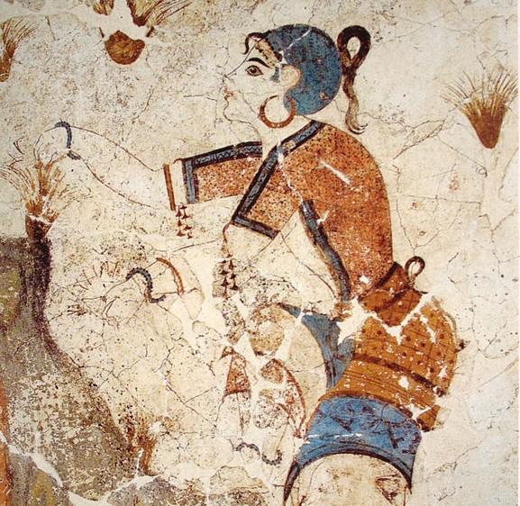 Akrotiri zafferano